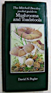 Front cover of The Mitchell Beazley Pocket Guide to Mushrooms and Toadstools by David N. Pegler