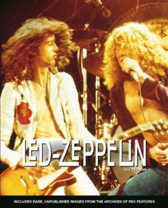 Front cover of Led Zeppelin by Ray Tedman