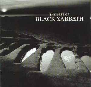 Front cover of The Best of Black Sabbath