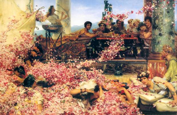 The Roses of Heliogabalus (1888)