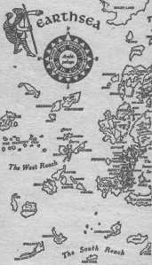 Incomplete map of Earthsea