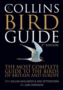 Front cover of Collins Bird Guide by Lars Svensson