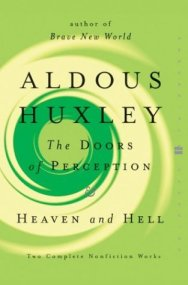 Front cover of The Doors of Perception by Aldous Huxley