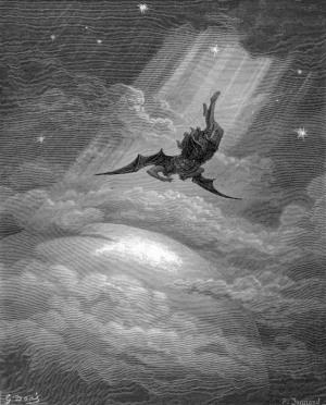 Satan's Fall from Heaven