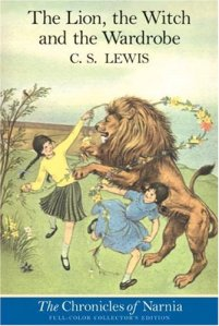 Front cover of The Lion the Witch and the Wardrobe by C.S. Lewis