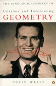 Front cover of The Penguin Dictionary of Curious and Interesting Geometry by David Wells