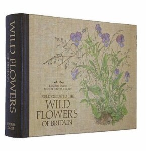Front cover of Reader's Digest Field Guide to the Wild Flowers of Britain