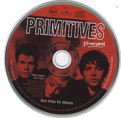 Bombshell by The Primitives (CD)