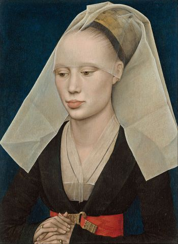Rogier van der Weyden Portrait of a Lady