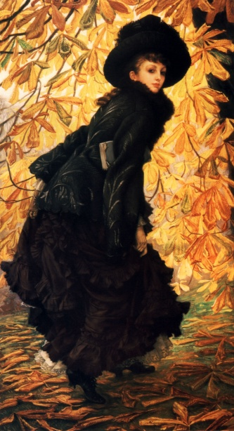 James Tissot, Octobre 1877